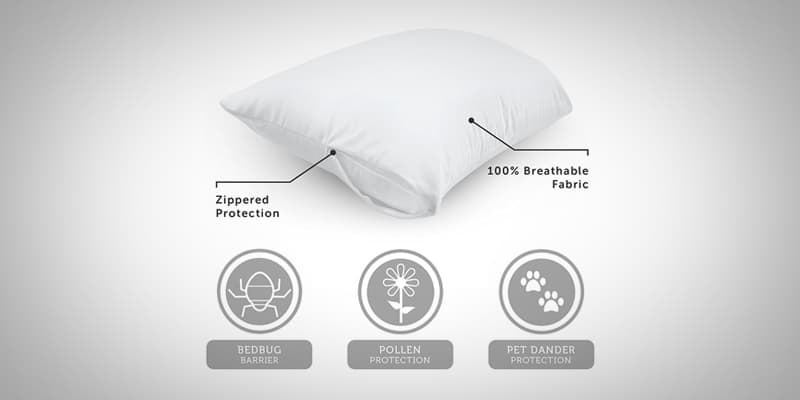 10 Best Bed Pillow Protectors