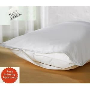 Premium BED Bugs Pillow Protector