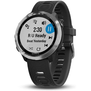 Garmin 010-01863-20 Forerunner 645 Music, GPS Running Watch