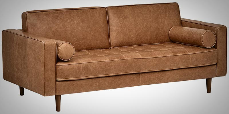 10 Best Leather Sofa Beds